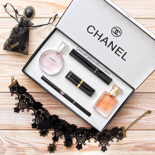 Chanel 5 in 1 Limited Edition Gift SET b0b9e823f