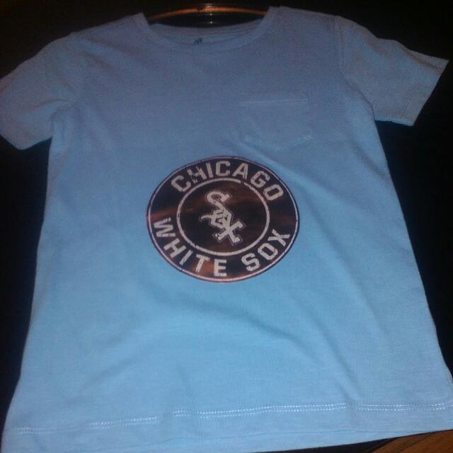 Reduced Chicago White Sox Kids T-shirt 5