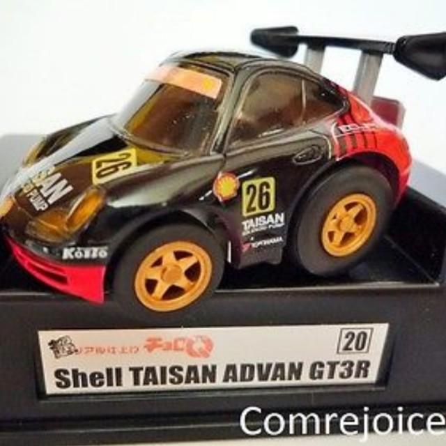 CHORO Q Porsche 保時捷 ADVAN GT3R 911 996 Q car