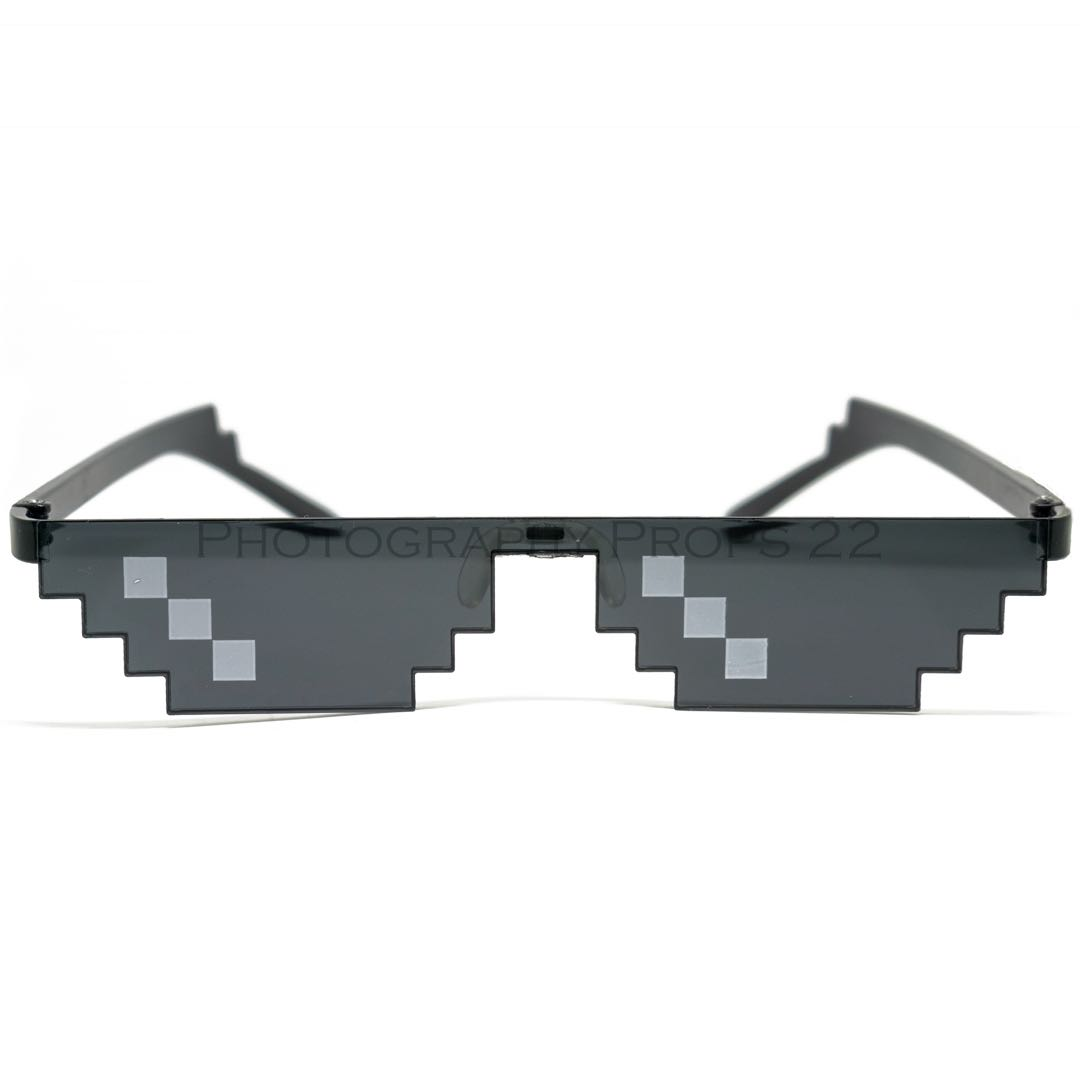 deal with it sunglasses - kacamata thuglife