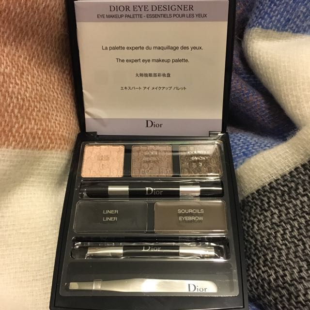 Dior Eye Designer-Make Up Palette