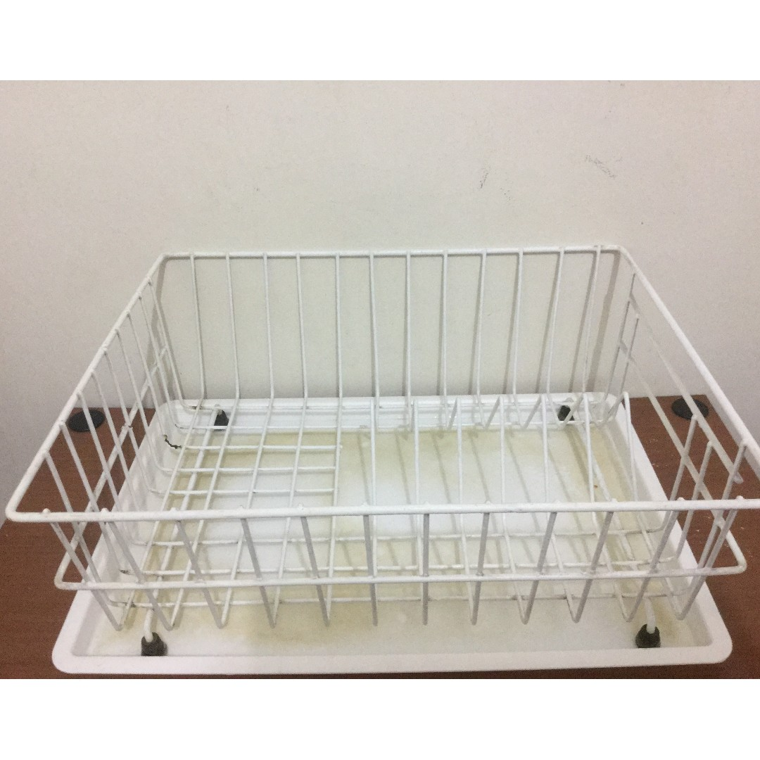 Dish Sink Drainer Drying Rack