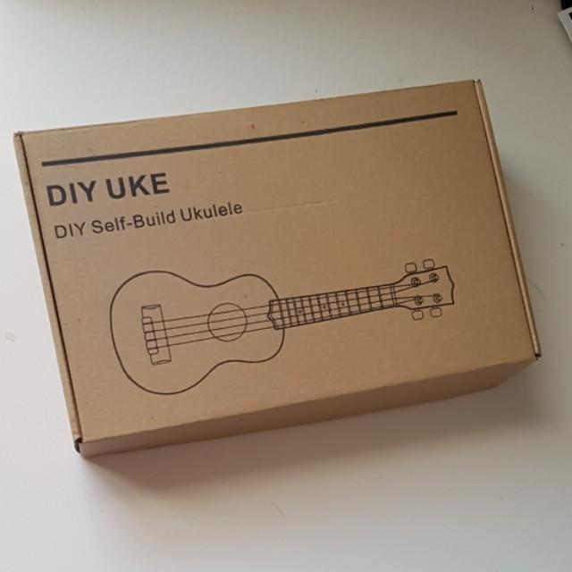 DIY ukulele