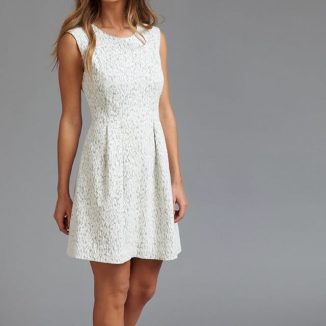 Dynamite Fit and Flare Dress