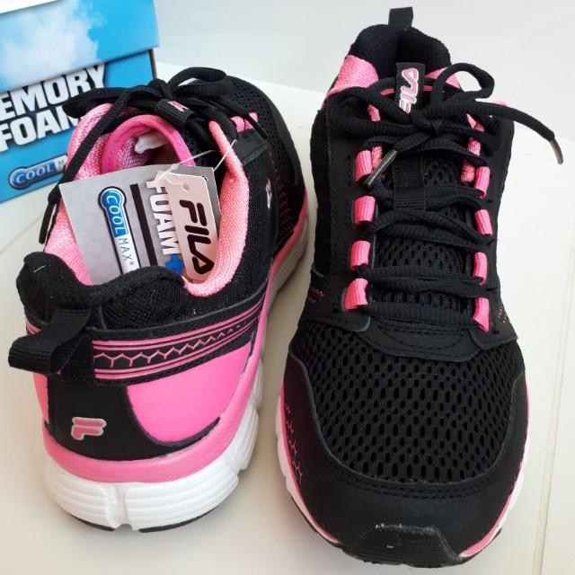 b191cbf19eca Fila memory foam windstar running shoes