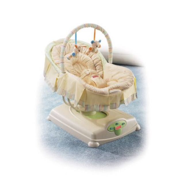 FisherPrice - Soothing Motions Glider