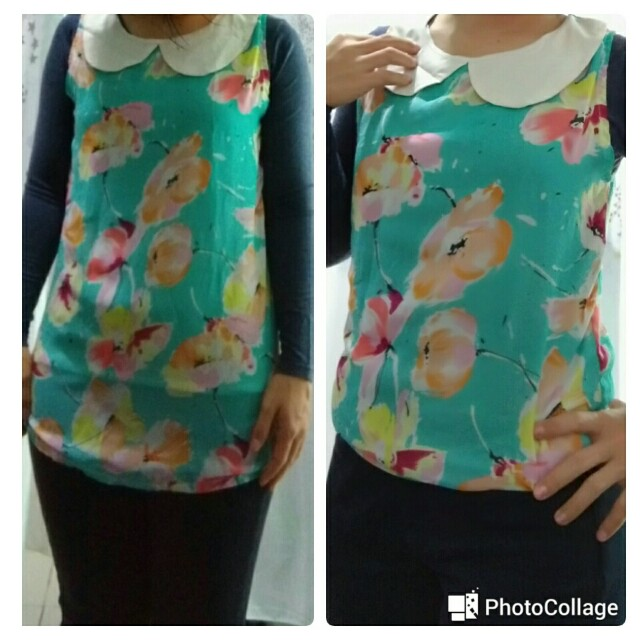 Flower Blouse 02