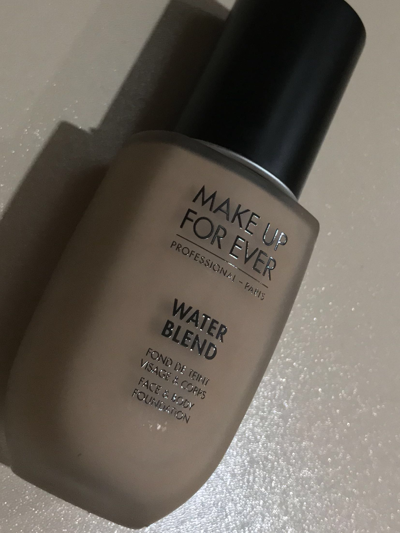 Foundation Makeup Forever Water Blend