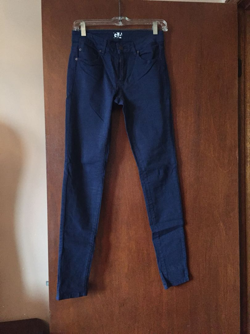 Garage high waisted stretch jegging