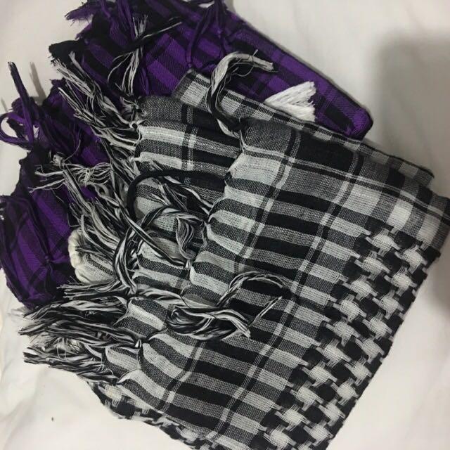 Giordano scarves