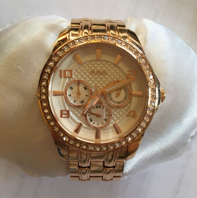Guess Rose-gold Watch
