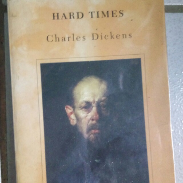 Hard Times by Charles Dickens (preloved book)