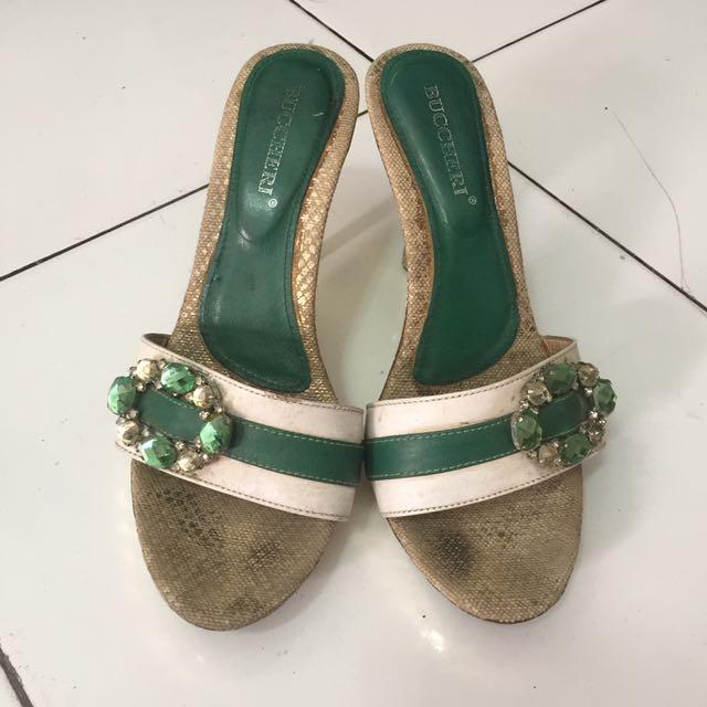 Heels Green BUCCHERI