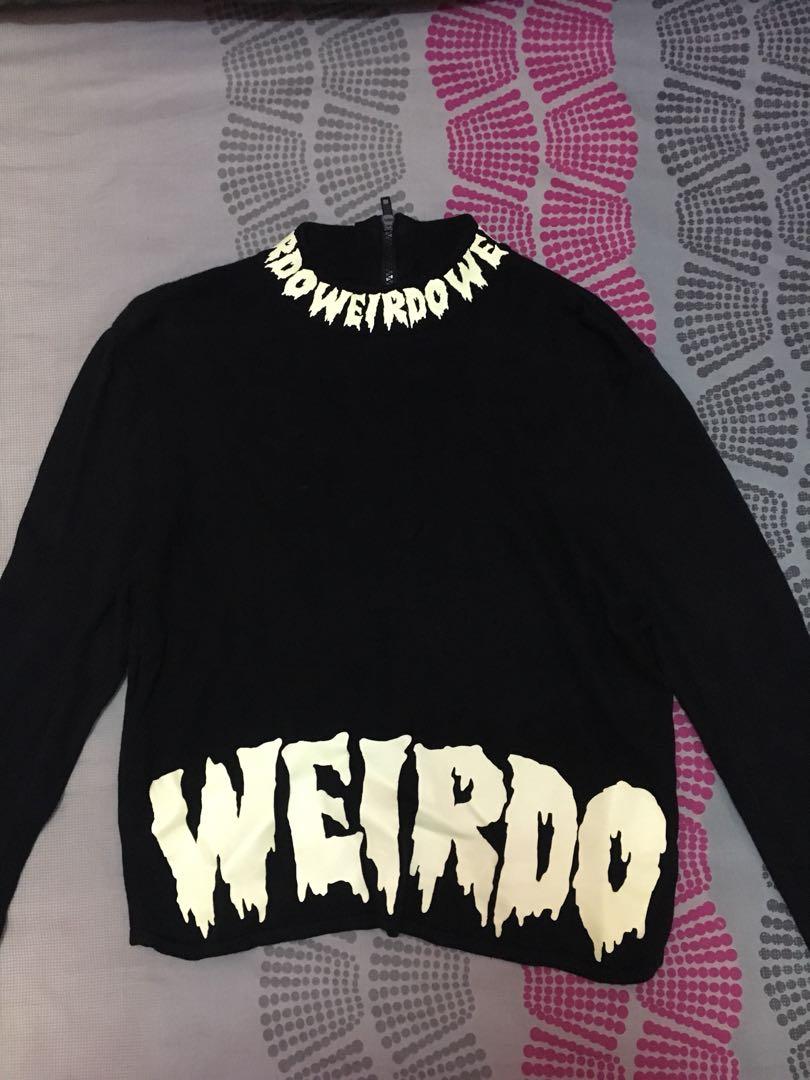 H&M Weirdo Top