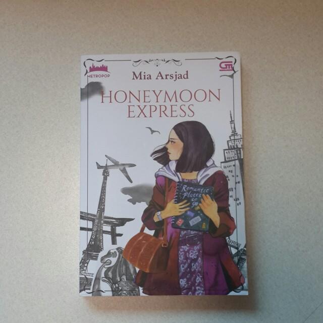 Honeymoon Express - Mia Arsjad
