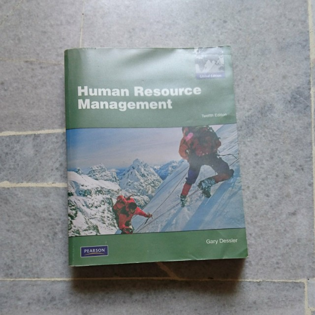 Human resource management (Pearson) #15Off