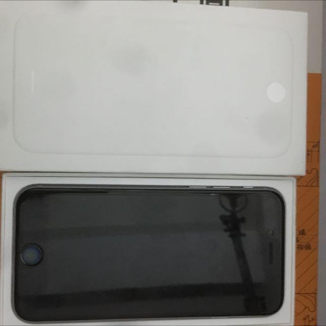 iPhone 6 64G黑灰 台中面交