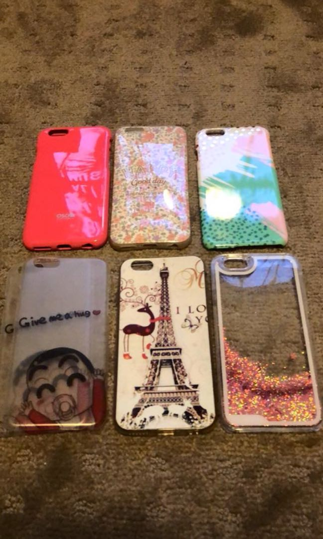 iPhone 6 Cases All for $12