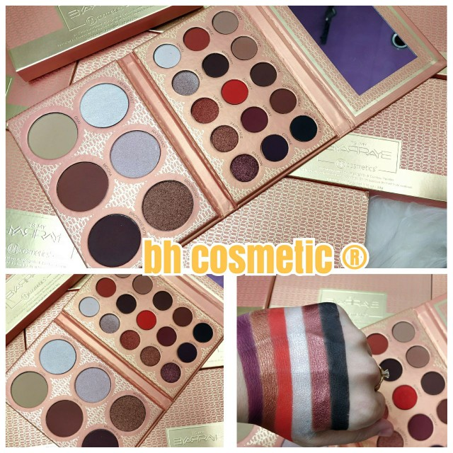 BH COsmetics x ItsMyRayeRaye Eyeshadow, Highlighter & Contour Palette by BH Cosmetics #15