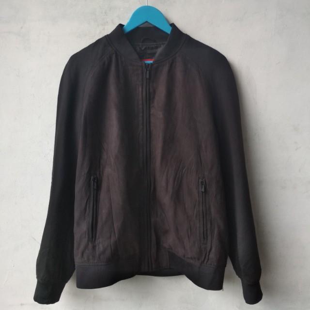 Jacket Casual model Bomber Jacket Zara Man
