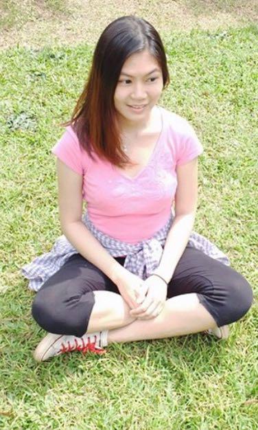 Kaos atasan top pink ukuran S size lengan pendek wanita perempuan sexy