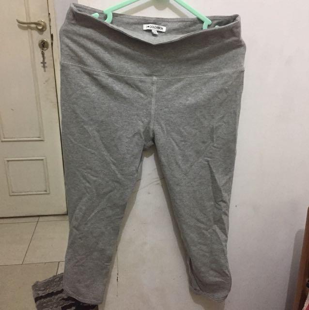 legging jogging pants colorbox grey