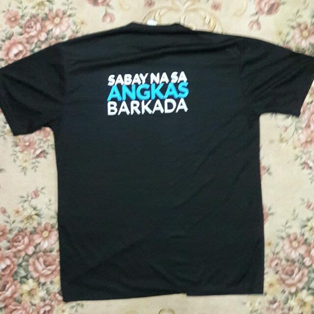 552aaf1e6858 Limited Edition Dri Fit Angkas Tshirt
