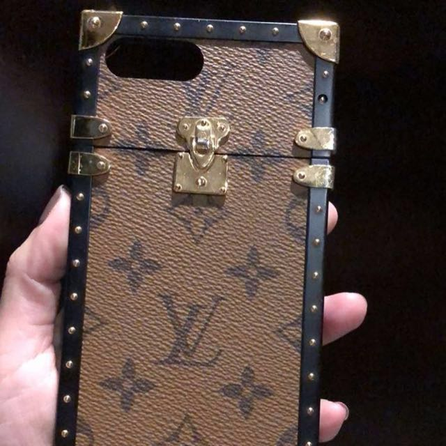 Louis Vuitton Case Iphone 7+ Authentic