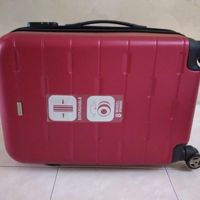 Luggage Bag WATERPOLO, Barangan Mewah, Beg dan Dompet di Carousell 5e9eb6ccba