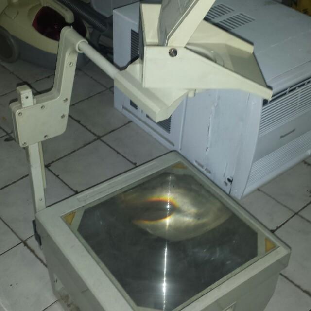 lyrics projector