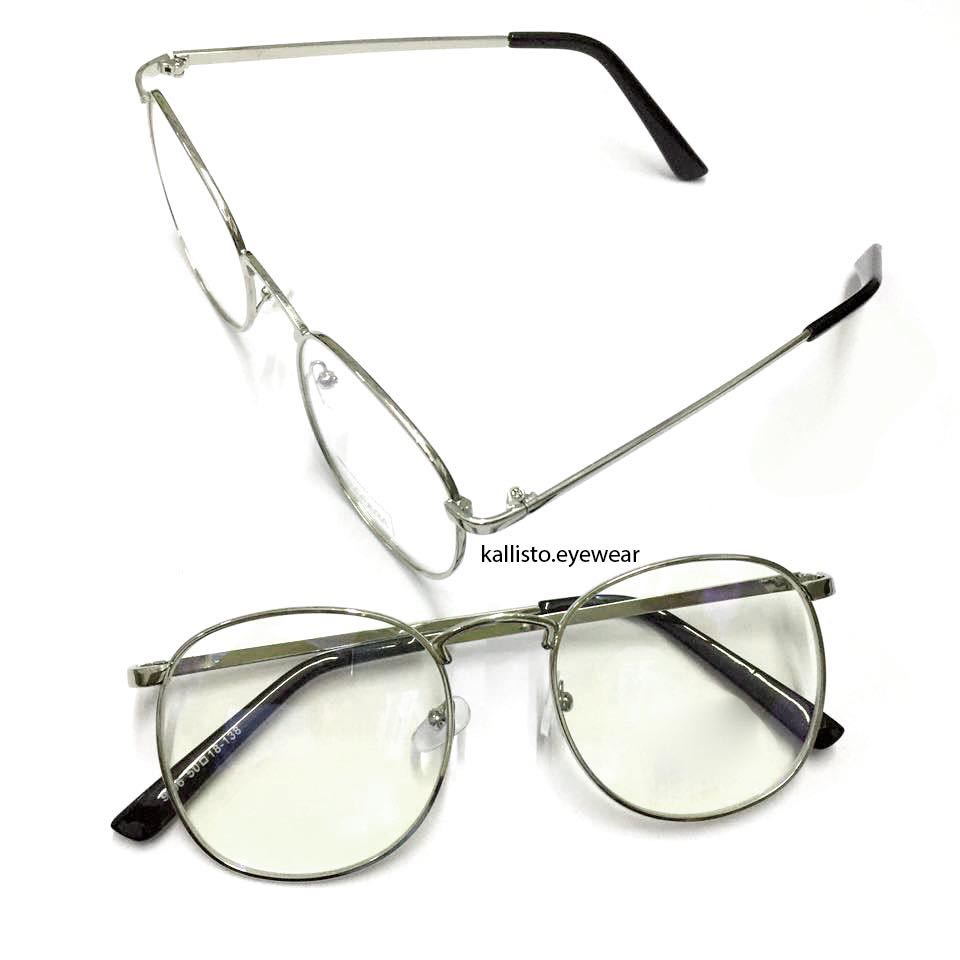 Martin in Silver (Replaceable Lenses)