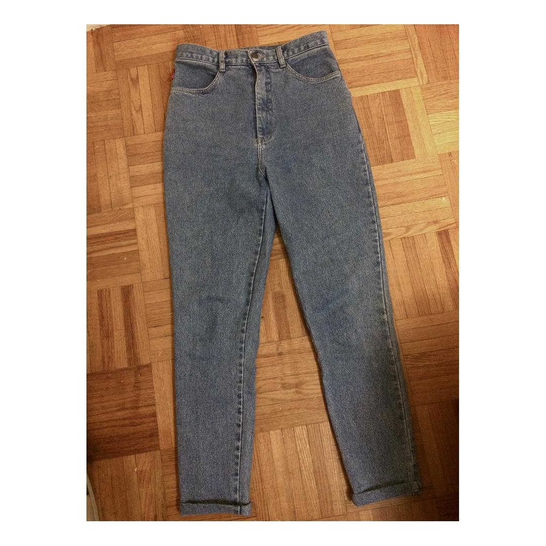 Fornari Medium Wash Vintage Jeans
