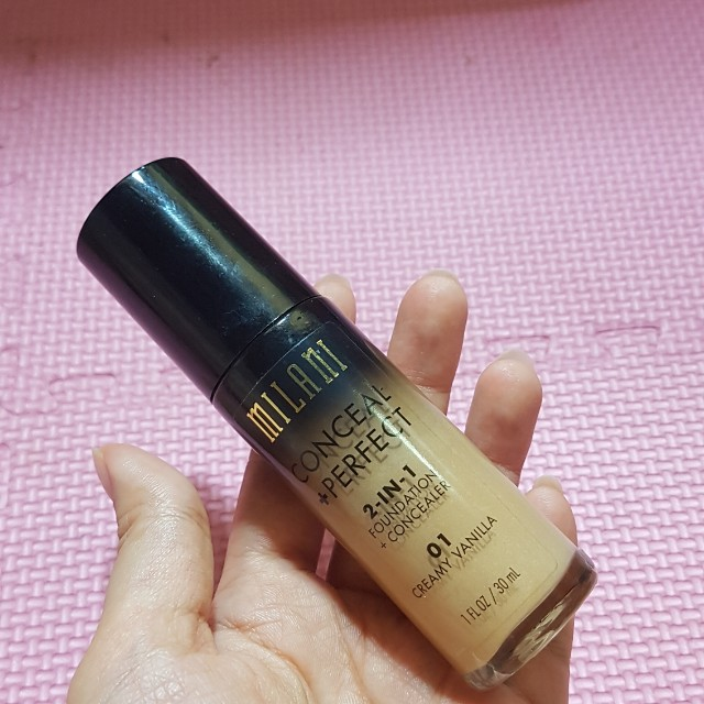 Milani conceal + Perfect