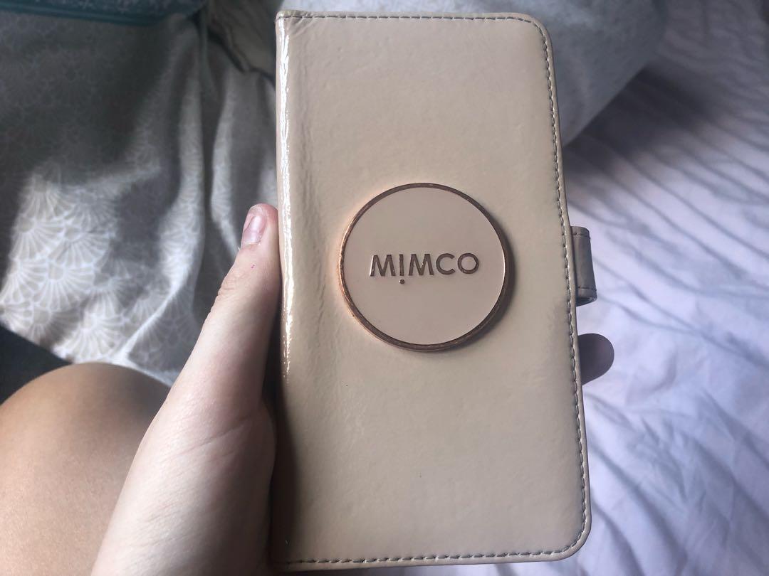san francisco 035e2 12173 Mimco iPhone 6/7/8 plus flip cover