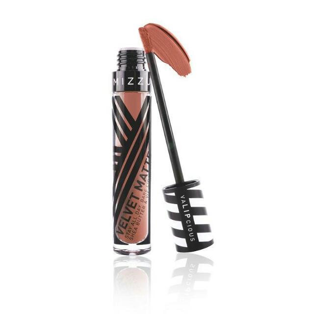 Mizzu Velvet Matte Lipstick