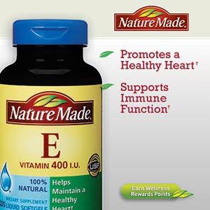 Nature Made Vitamin E (225pcs)