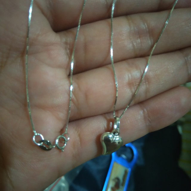 Necklace (on hand)