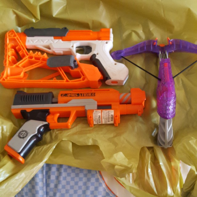 The company behind the original Nerf gun and Super-Soaker toys has won  nearly $73 million in a case against toy-maker Hasbro after an Atlanta  court decided ...