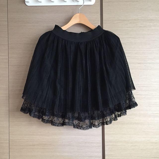 NET蓬蓬裙