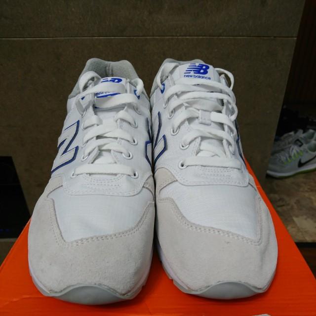New balance 996 白藍色