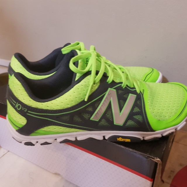 hot sale online 54fe7 47cd0 New Balance Minimus Barefoot Running shoes, Sports, Sports ...