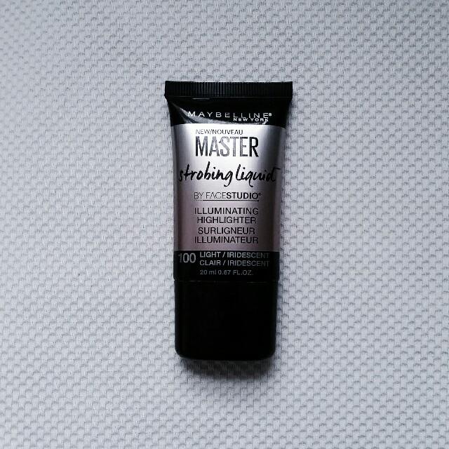 (NEW) Facestudio Master Strobing Liquid Illuminating Highlighter by Maybelline