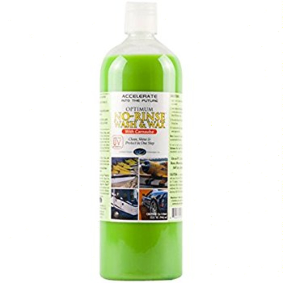 Optimum No Rinse >> Optimum No Rinse Wash And Wax 32oz Car Accessories On Carousell