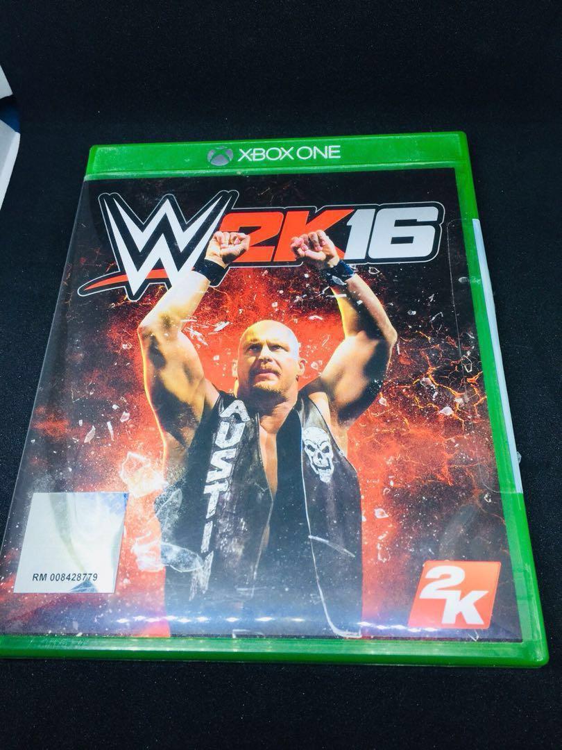 Original Xbox One Game W2K16