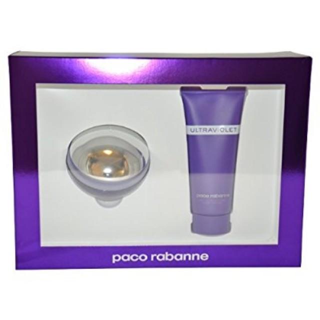 Paco Rabanne Ultraviolet Woman Gift Set
