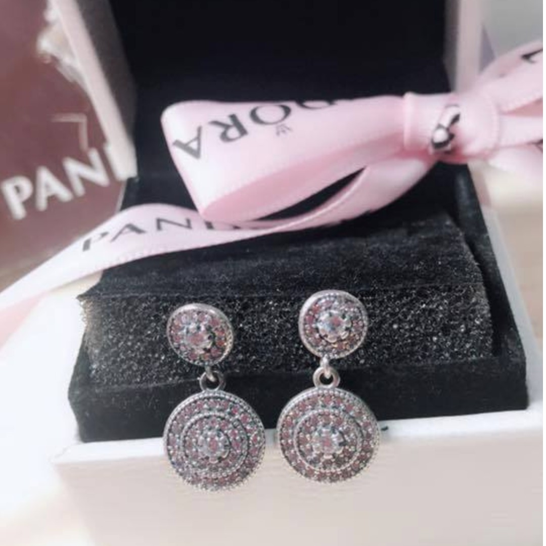 Pandora-inspired Earrings