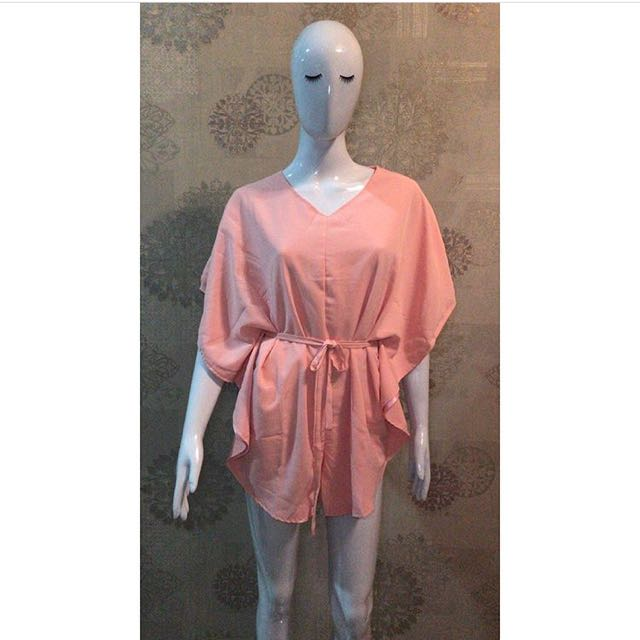 Pink Flare Jumpsuit NEW