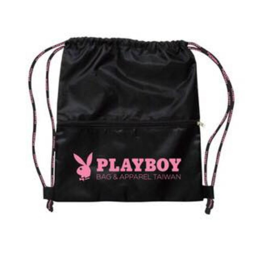 PLAYBOY束口袋