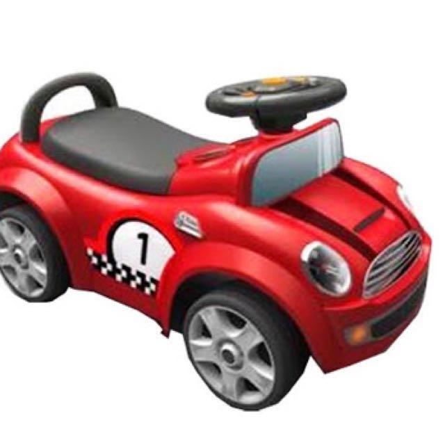 Pliko Super Race Ride & Go Red
