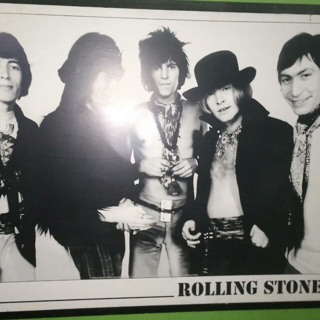 poster rolling stone